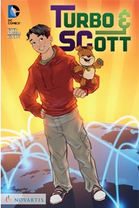 Comic TURBO & SCOTT